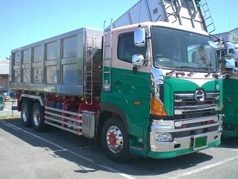 大型トラック運転手求人